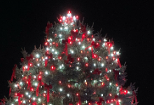 Fairborn Christmas tree