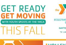 Fairborn YMCA fall sports offerings