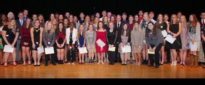Fairborn High School National Honor Society Inductions