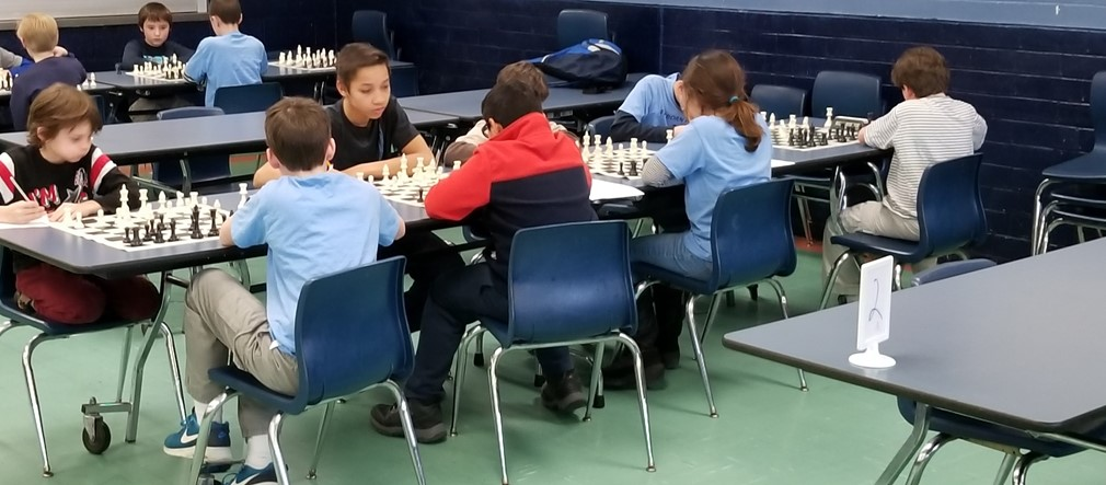 Fairborn Primary Chess Club