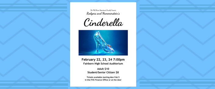 "Fairborn High School to present ""Cinderella"""