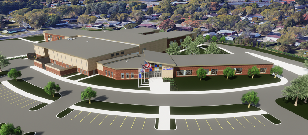 New Fairborn Primary construction