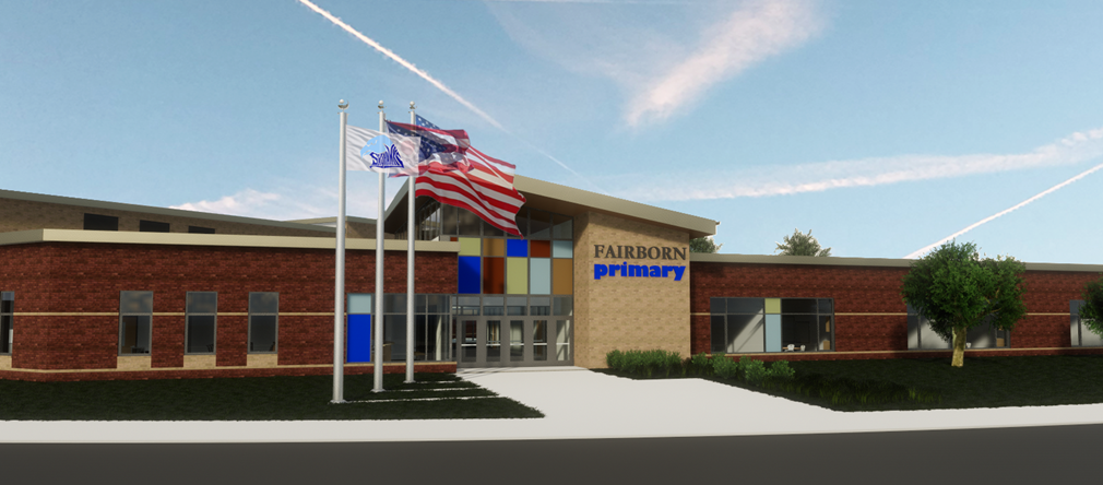 Fairborn Primary School new construction photo