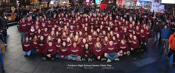 Senior Trip to New York City