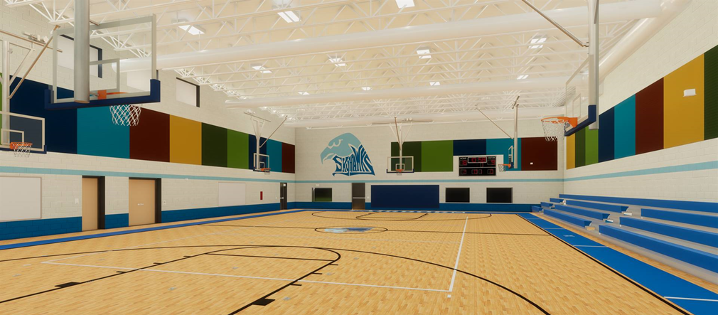 New FPS gym photo