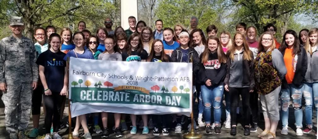 Arborn Day photo