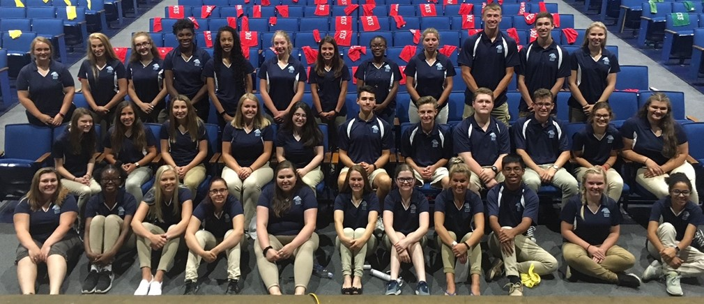 FHS Freshman Focus Leaders