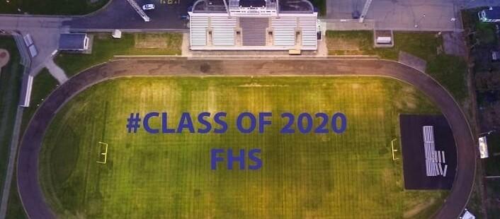 Senior tribute Class of 2020