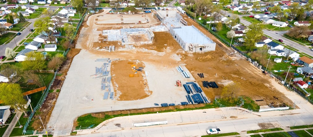 April 11 construction update of FIS