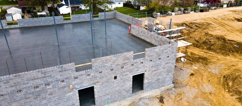 April 20th updated photo FIS construction