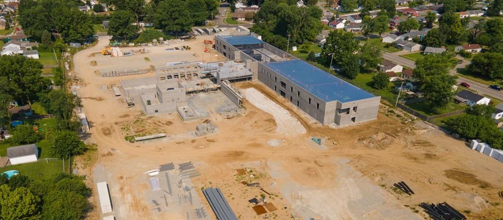 Mark Rickert, Busy Bee Aerials LLC photo July 24, 2021
