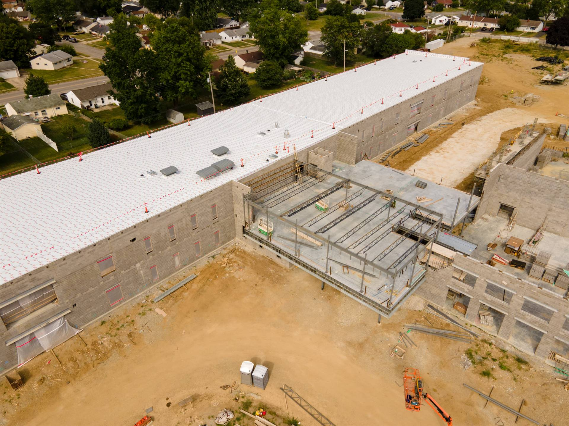 Busy Bee Aerial Photo LLC from August 15, 2021